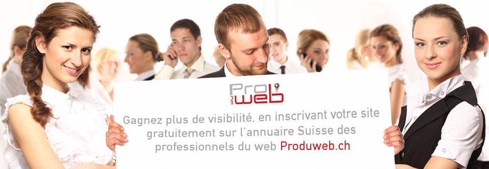 ProduWeb, pour plus de visibilité sur Google