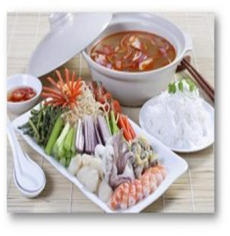 La fondue de calmar célèbre à Dai Lanh