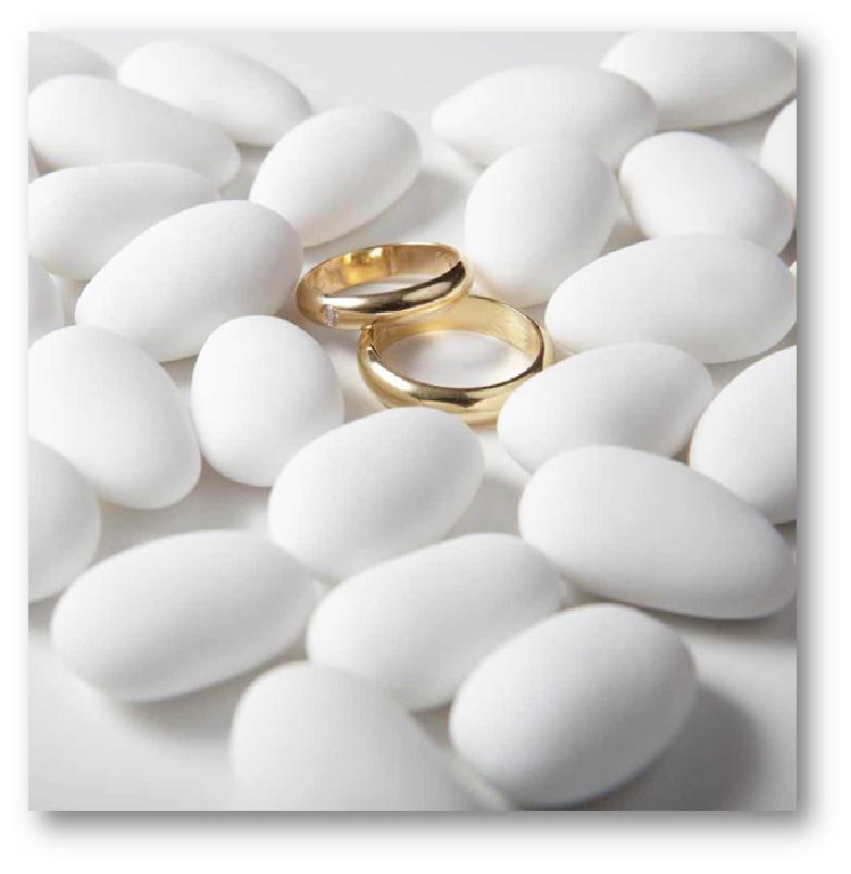 Comment choisir les dragées pour un mariage ?
