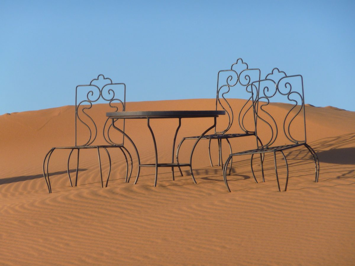 Séjour inoubliable au désert marocain