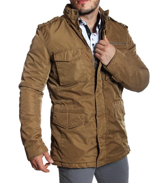 quelle veste homme porter en hiver