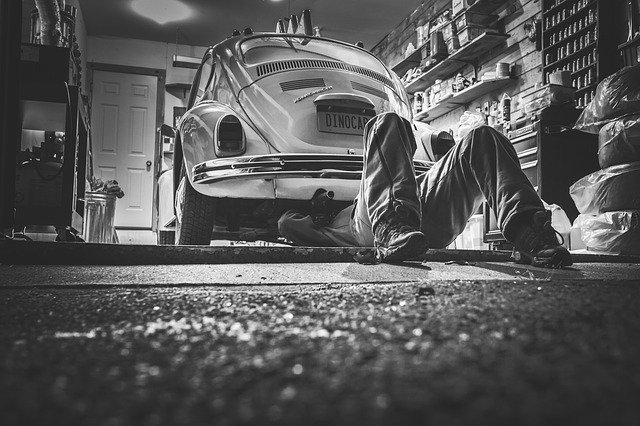 Les entretiens de la voiture