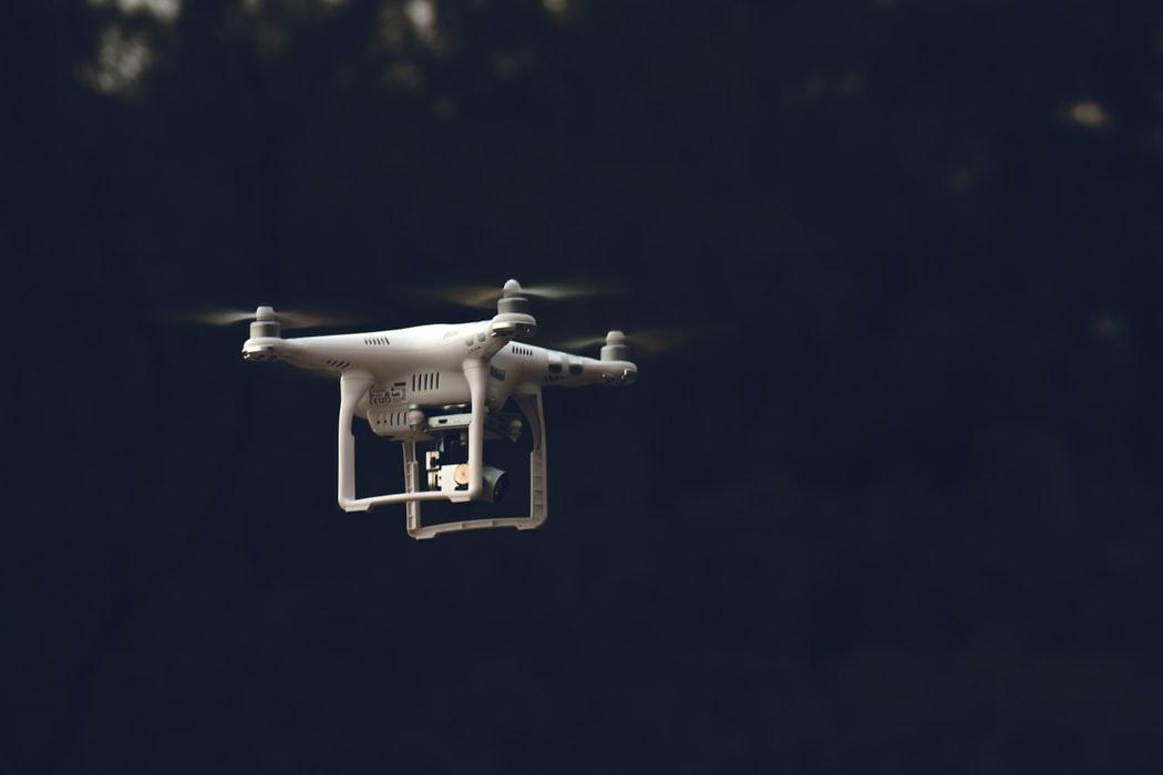 drone aérienne